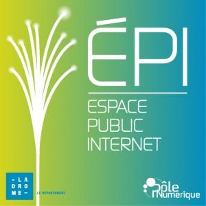 Epi-centre Crest Espace Public Internet Coworking Télétravail Médiation