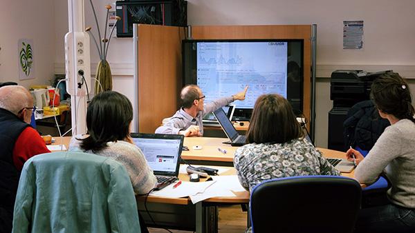 Epi-centre Crest Coworking Télétravail Médiation Numérique Internet Tiers-Lieux