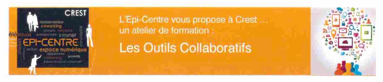 Formation - les outils collaboratifs