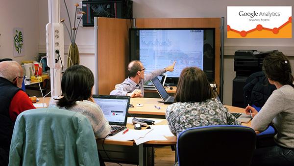 Epi-centre Crest Coworking Télétravail Médiation Numérique Internet Tiers-Lieux Atelier webanalytic Google Analaytics